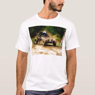 T-shirt Obtention de l'air dans un buggy des sables