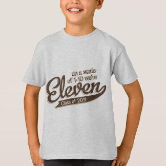 T-shirt Obtention du diplôme 2011