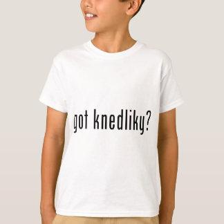 T-shirt obtenu knedliky ?