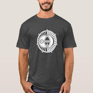 T-shirt Occultare Sigil - blanc