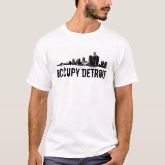 T-shirt Occupez Detroit