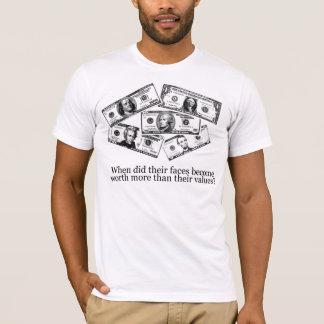 T-shirt Occupez ensemble - la donation 100%