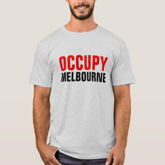 T-SHIRT OCCUPEZ MELBOURNE