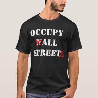 T-shirt Occupez Wall Street