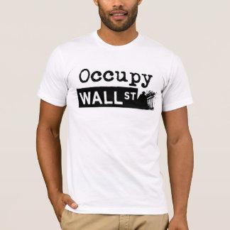 T-shirt Occupez Wall Street - la donation 100%