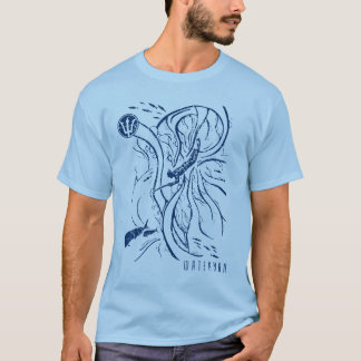 T-shirt Océan Freediver