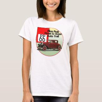 T-shirt Océan maximal de brochets à la traînée automatique