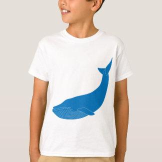 T-shirt Océans de faune de mammifères marins de baleine