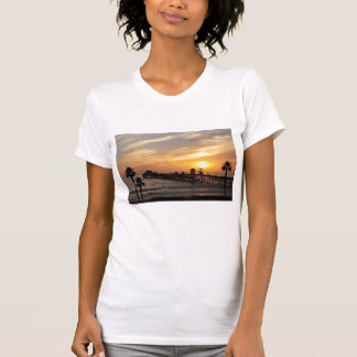 T-shirt oceanside