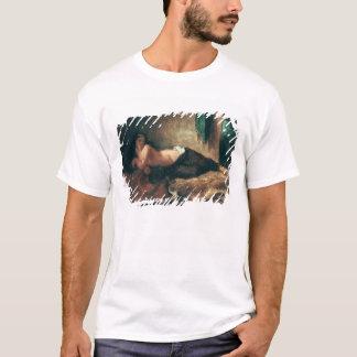 T-shirt Odalisque
