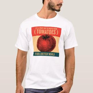 T-shirt Ode à une chemise de tomate