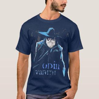 T-shirt Odin Vafuth Odin la pièce en t de vagabond