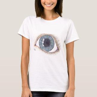 T-shirt Oeil bleu d'ASL