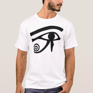 T-shirt Oeil de Horus hiéroglyphique
