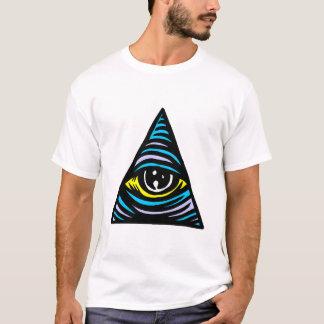 T-shirt Oeil d'Illuminati