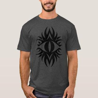 T-shirt Oeil tribal