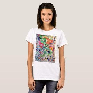 T-shirt Oeils