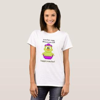 T-shirt Oeuf de PXL pâques découvert
