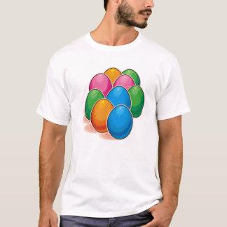 T-shirt Oeufs de pâques