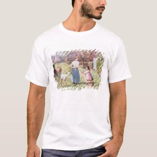T-shirt Oeufs de pâques dans le pays, 1908