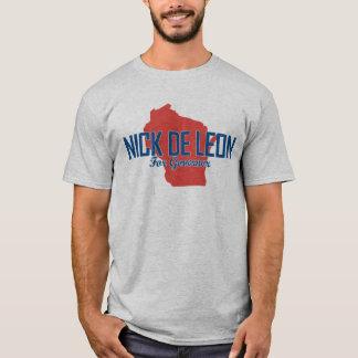 T-shirt officiel de campagne (gris)