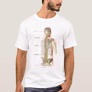 T-shirt Offre de nerf de corps supérieur