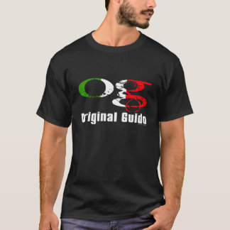 T-shirt OG - Guido original