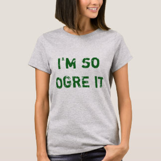 T-shirt Ogre il