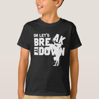 T-shirt Oh décomposons-le