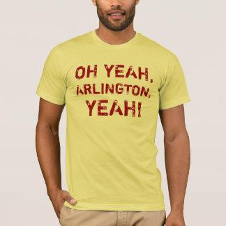 T-shirt Oh ouais Arlington