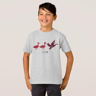 T-shirt Oie de canard de canard