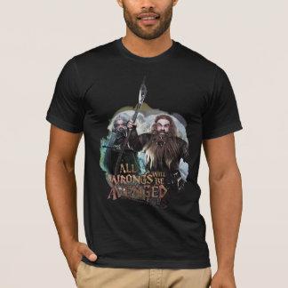 T-shirt Oin et Gloin
