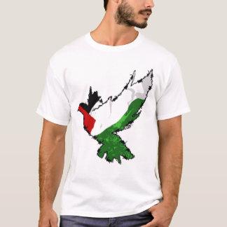 T-shirt Oiseau de la Palestine