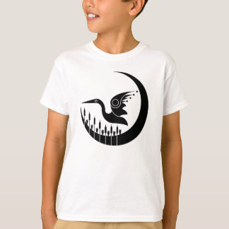 T-shirt Oiseau de marécages