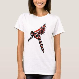 T-shirt Oiseau de ronflement de Haida