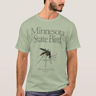 T-shirt Oiseau d'état du Minnesota le moustique