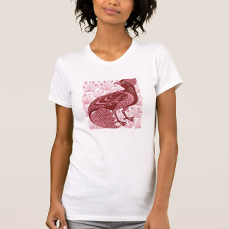 "T-shirt ""Oiseau fleuri"" - William de Morgan"