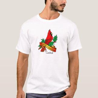 T-shirt Oiseau la Caroline du Nord