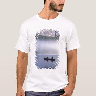 T-shirt Oiseaux aquatiques ressortissant de lac, Banff de