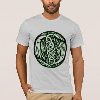 T-shirt Oiseaux celtiques de paix