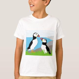 T-shirt Oiseaux de mer de macareux