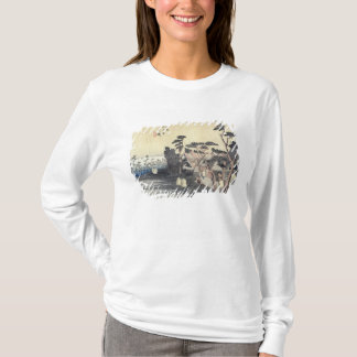 T-shirt Oiso : Douche de Toraga Ame