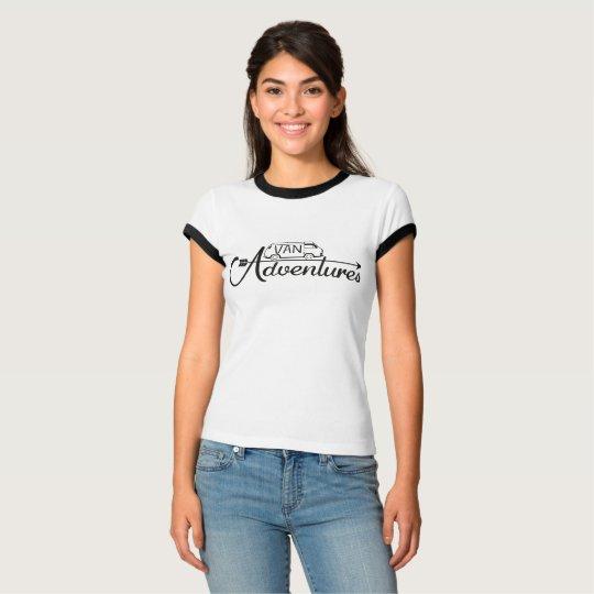 T-shirt Old School shirt Woman Van Adventures