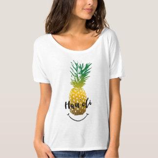 T-shirt Oli de ` de Hau (heureux)