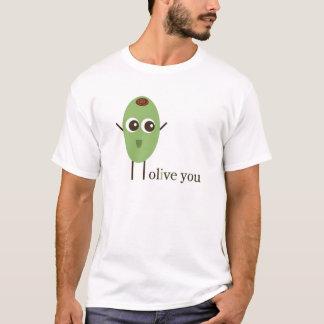 T-shirt Olive vous