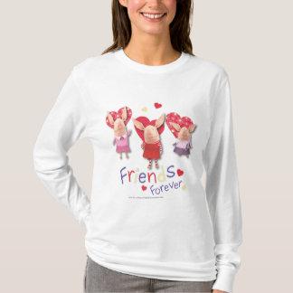 T-shirt Olivia - amies pour toujours