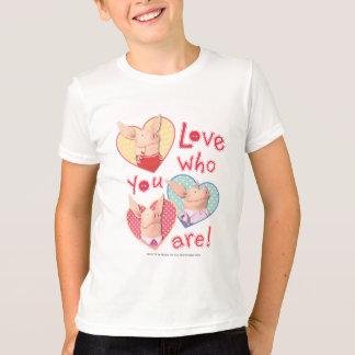 T-shirt Olivia - amour qui vous êtes