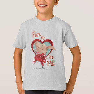 T-shirt Olivia - amusement à être je