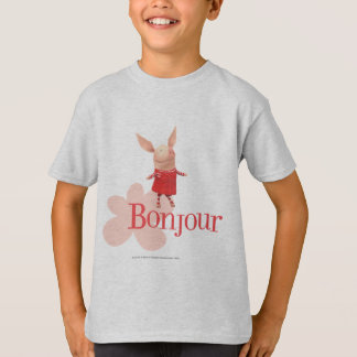 T-shirt Olivia - Bonjour