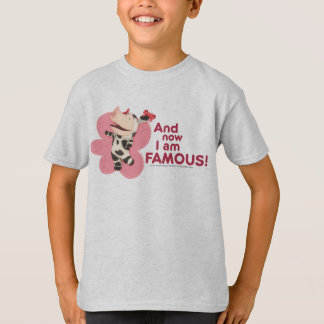 T-shirt Olivia - et maintenant je suis célèbre